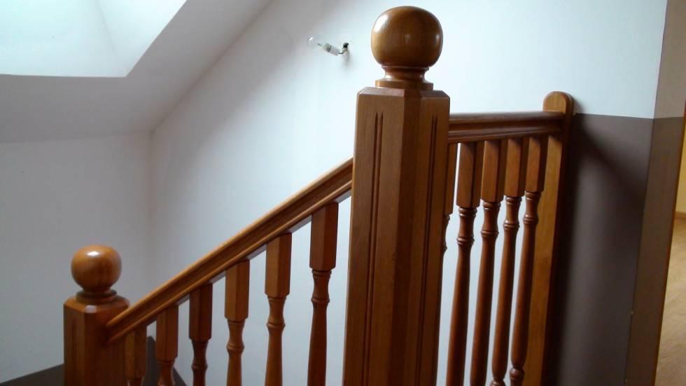 rampe d\'escaliers