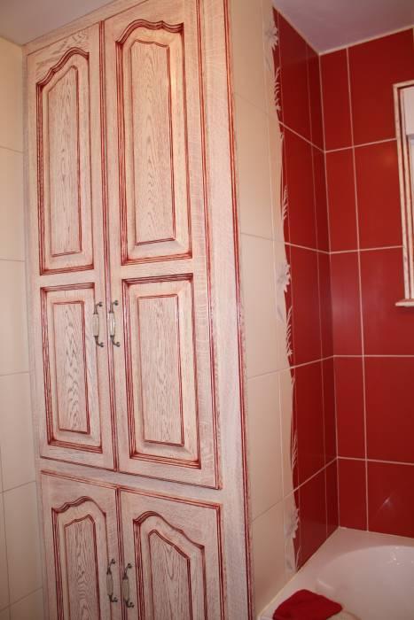 penderie salle de bains