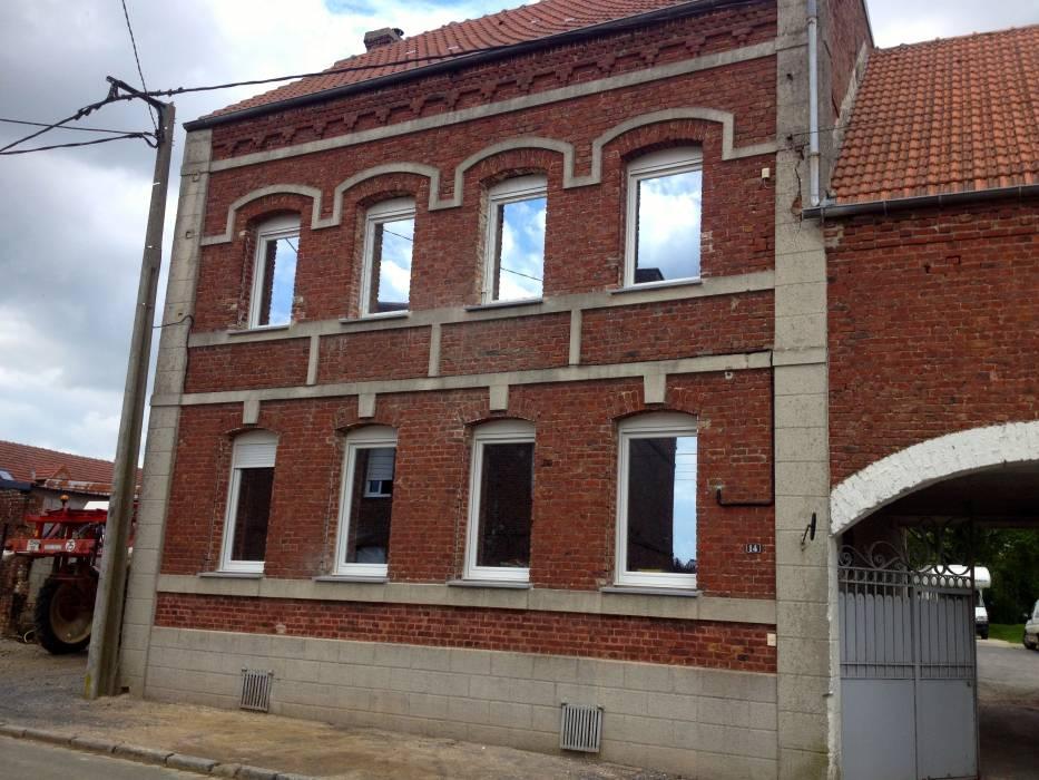façade après travaux